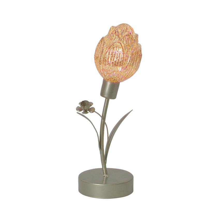 Tulip - Virág alakú dekor lámpa